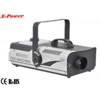 Professional Stage Fog Machine 1500 Watt High Output Remote Control   X-07 Manufactures