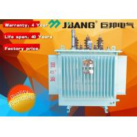 JBANG famous brand three phase 11kv to 400v 250kva Oil Immersed Power Transformer Manufactures
