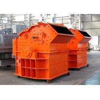Energy Saving Impact Rock Crusher Two Sides Mounted For Andesite Crushing Manufactures