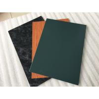 Triple Coating Aluminum Composite Metal Panels With Paint Thickness 35um Manufactures