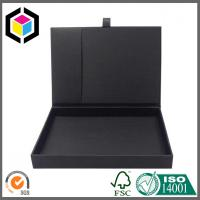 Cardstock Rigid Cardboard Paper Gift Packaging Box for Invitation Cards Letter Manufactures