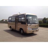High Roof Tourist Star Coach Bus 7.6M With Diesel Engine , 3300 Axle Distance Manufactures
