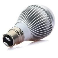 China Home Decorative 5W SMD 5630 LED Globe energy efficient light bulbs E27 Warm White on sale