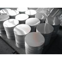 Kitchen Ware Aluminium Circle Custom Thickness 0.3mm-6mm AA1060/ AA1100 Manufactures