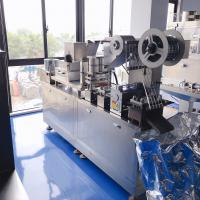 CE Flat Type Pharmaceutical Processing Machines For Tablets And Capsules Manufactures
