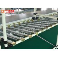 U Type Heavy Duty Workbench Simple Operation With Customized Roller Track Manufactures