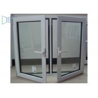Individually Made Out Swing Aluminium Casement Windows with Thermal Break System Manufactures
