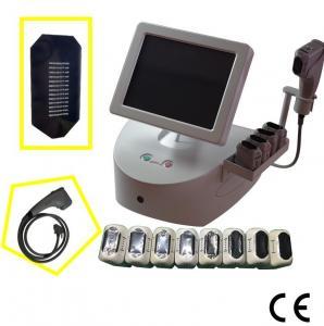 Korea Technology 3D Hifu Beauty Equipment , Ultrasound Weight Loss Face Lift Hifu Manufactures