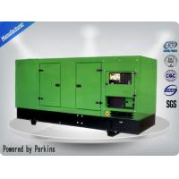 300kva Slient Type Industrial Diesel Generators Set With OEM / ISO Certification Manufactures