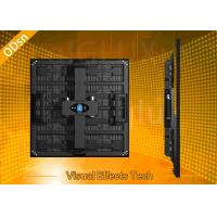 Waterproof Outdoor Full Color LED Display , Durable 3000Hz P5 Super Slim LED Display Manufactures