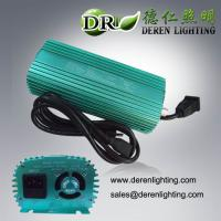 China 600W grow light for HPS/MH lamp of electronic ballast/ switchable dimming ballast on sale
