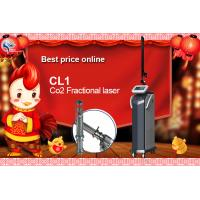 China Professional portable fractional co2 laser Skin resurfacing and renewing Beauty Equipment on sale
