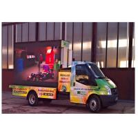 10mm Mobile Truck Mounted LED Display Screen , LED Video Display Manufactures