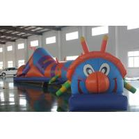 commercial grade inflatable obstacle  inflatable tunnal warm obstacle course for sale Manufactures