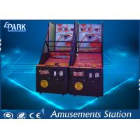 Metal Material Basketball Shooting Game Machine 12 Months Warranty