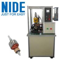 Armature Commutator Fusing Machine 50 - 60 Hz Rated Frequency Air Water Cooling Manufactures
