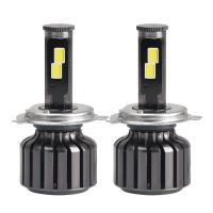 H4 H7 Auto Parts Car Led Headlights LED Car Accessories 60W Per Light Hi Lo Beam Manufactures