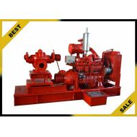 Professioal Diesel Water Transfer Pumps Powerful , Petrol Water Pump For Fire Fighting Manufactures
