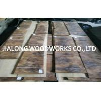 China Walnut Burl Wood Veneer Sheet Natural Sliced For Top Grade Interior Decoration on sale