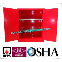 Industrial Combustible Storage Cabinets For Paint / Chemical Liquid Manufactures