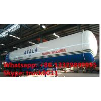 CLW brand hot sale 3 axles 20ton to 25ton lpg gas tank trailer, factory sale cooking propane gas tank semitrailer Manufactures