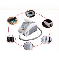 Acne Treatment Mobile Tattoo Removal Machine / 2000W Q Switch Laser Machine Manufactures