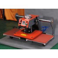 Double Staion Flatbed Pneumatic Heat Transfer Machine 60*70cm Manufactures