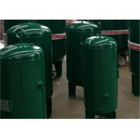 Stable Pressure Vacuum Receiver Storage Tank For Pharmaceutical / Chemical Industry Manufactures