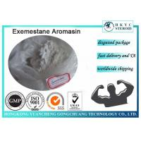 Anti Estrogen Exemestane Anabolic Steroid Powder Aromasin For PCT Cycle Manufactures