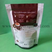 coffee bags producer, stand up coffee bags with zipper, reclosable and with one-way valve, highest quality, lowest price Manufactures