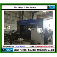 Buy cheap CNC H Beam Drilling Machine in Structural Steel China TOP Manufacturer (Model SWZ1250) from wholesalers