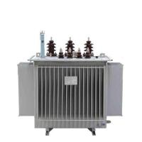 Chinese Manufacturers 400 kva 3 phase s11 10.5kv oil immersed power transformer