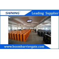 Buy cheap 3.7M Intelligent Advertising Barriers / Residential Automatic Gates With Loop Detector from wholesalers