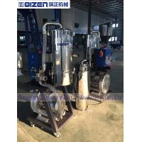 Full Automatic Completely Vacuum Hopper Loader For Plastic Pellets Manufactures
