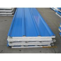 Buy cheap Insulation EPS Roof Sandwich Panel 40mm Thickness For Container House from wholesalers