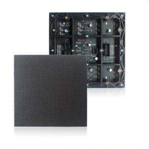 Super Slim HD LED Display Advertising , Large Led Panel Video Displaying 128*128mm Manufactures