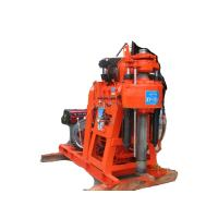 Water well drilling rig 180meter depth Manufactures