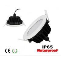 3inch 12W Round waterproof IP65 LED downlight for bathroom outdoor light samsung5630 CRI80 Manufactures