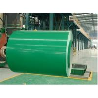 Medium Hard Pre Painted Aluminum Coil, High Strength Pre Painted Coils Manufactures
