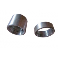 3000lb Socket Alloy Pipe Butt Weld Coupling Manufactures