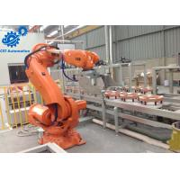 Centrifugal Water Pump Assembly Line , Vertical Robotic Assembly Line Manufactures