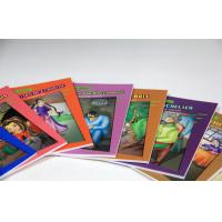 Art Paper Colorful UV Childrens Book Printing Service With Perfect Binding Manufactures