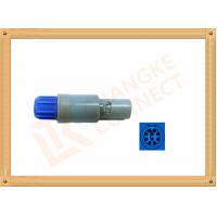Male Plug Push Pull 10 Pin Circular Connector Relationship With Mindray Manufactures