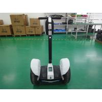 4000W Super Power Off Road Segway Transporter For Leasing / Tour / Patrol Manufactures
