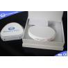 Dental Milling CAD CAM High Translucency Zirconia Block For Amann Wieland Roland VHF Manufactures