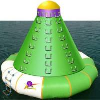 Fireproof 0.9 Mm PVC Tarpaulin Inflatable Toys Inflatable Water Floats Manufactures