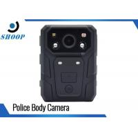 High-Resolution Body Worn Video Camera , 158g Weight Body Cameras For Security Manufactures