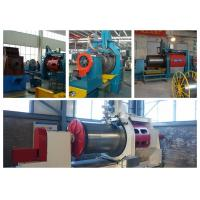 316 Stainless Steel Welded Wire Mesh Machine For Producing Screen Tubes Manufactures
