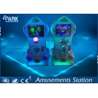Car Racing Game Machine For Kids , Arcade Simulator Driving Video Game Machine Manufactures