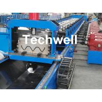 3 Wave Highway Guardrail Roll Forming Machine for Making Steel Curvinging Manufactures